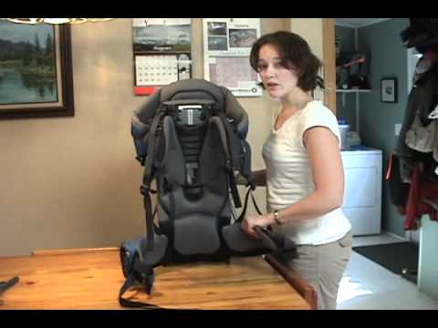 deuter kid comfort ii review and features youtube. Black Bedroom Furniture Sets. Home Design Ideas