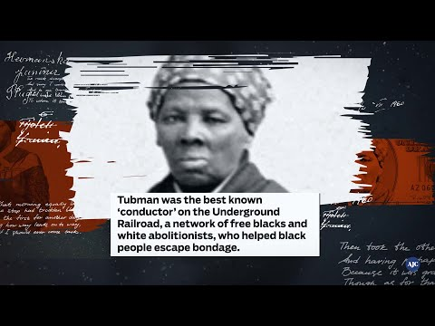 AJC Sepia Black History Moment   Harriet Tubman