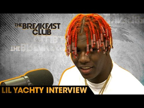 Lil Yatchy Interview With The Breakfast...