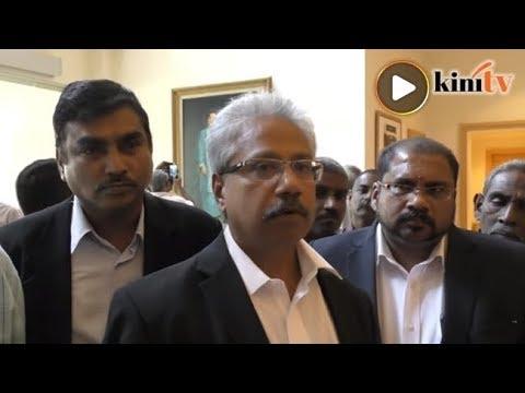 'Masyarakat India mahu Hindraf jadi suara mereka di Parlimen'