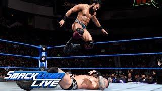 Randy Orton vs. Jinder Mahal: SmackDown LIVE, March 6, 2018