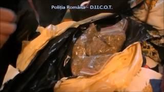 EBihoreanul.ro - Perchezitii La Clanul Negus Din Oradea. Peste 2,5 Kg De Droguri, Ridicate