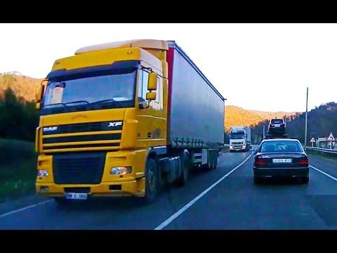 8 Hours Dash cam BlackVue video, car trip