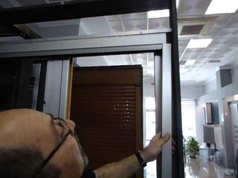 Instalacion Mosquitera Enrollable Facil Youtube