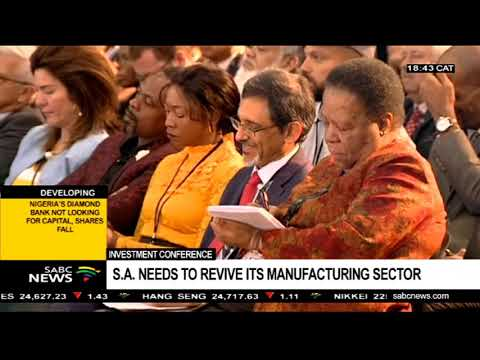 SA called to revive its manufacturing sector