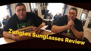 The Zungle Sunglasses Unboxing