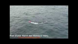 Motoscafo Super Mono X Brushless 2.4 GHz 45km/h Boat Super Mono X