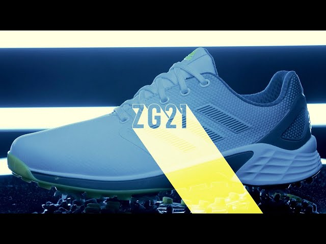 adidas ZG21 Golf Shoes - Lightweight with Zero Compromise
