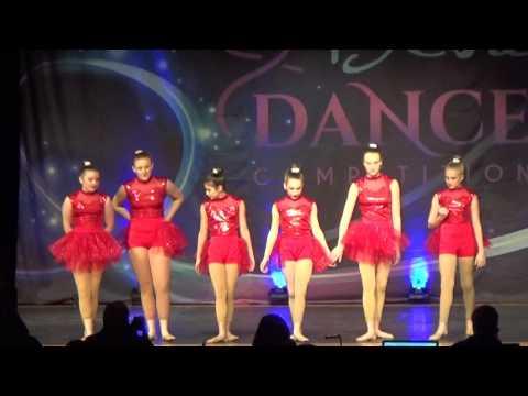 Diva Dance Regionals Ignite
