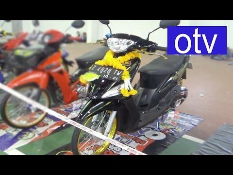 Juara Kontes Yamaha Mio Thailook style