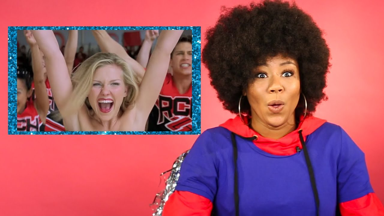 Professional Cheerleader Reviews Cheers From Movies and TV