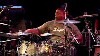 "Aaron Spears, ""The Chicken"" (Cover) - Zildjian Berklee Performance Center Concert"