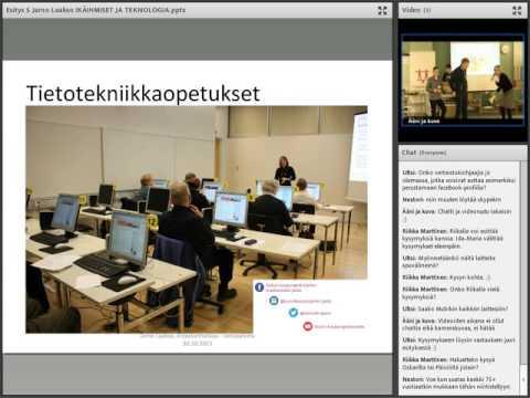 Onnistumisen ilo -seminaari Oulussa 30.10.2015, osa 2
