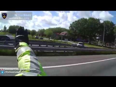 Ambulancebegeleiding vanaf de Vlaskamp naar Erasmus MC/Sophia Rotterdam 20-05-2015