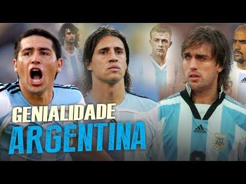 É preciso APLAUDIR a GENIALIDADE ARGENTINA