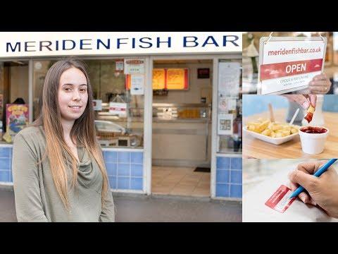 Meriden Fish Bar  - Restaurant Website - £79 - 08433 202 505