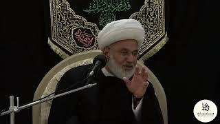 الشيخ زهير الدرورة - العهد و الميثاق هما ولاية أمير المؤمنين عليه أفضل الصلاة والسلام