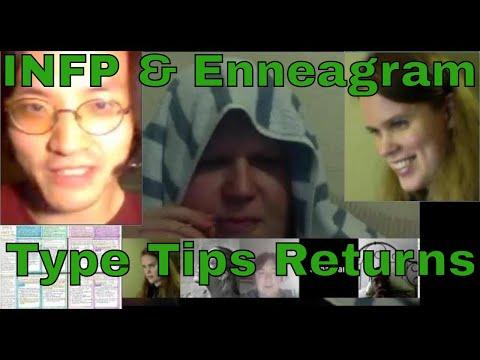 ENNEAGRAM Of FiNx (INFP): SOCIONICS E.I.I. Model G With Leon (AKA Type Tips)