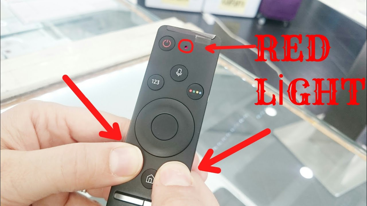 Samsung one remote control pairing - RESET