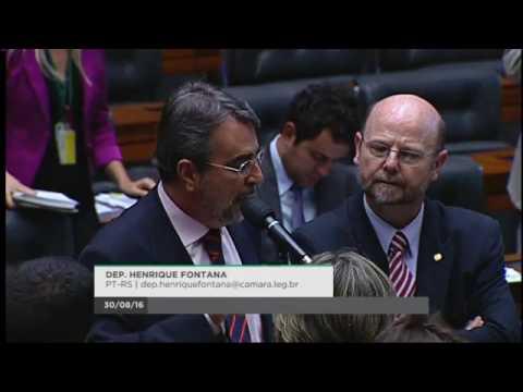 PLENÁRIO - Sessão Deliberativa - 30/08/2016 - 21:54