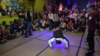 Shamrock Bboy/Bgirl Battle - 9/4/2016 - Semifinal 1