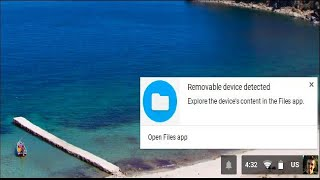 How to Work With External Drives on a Chromebook