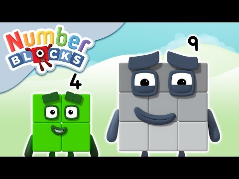 Download Numberblocks - Subtraction | Learn to Count Mp4 baru