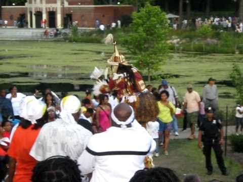 2009 Virgin Islands' Day Picnic in Crotona Park (Bronx, NY)