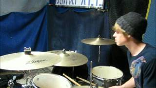 Cody-I'm Not A Vampire - Falling in Reverse drum cover