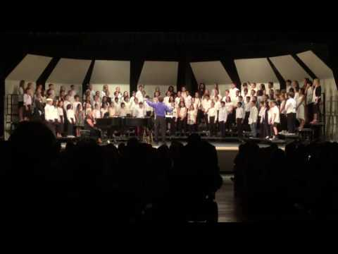 6th Grade Choir DeWitt MS (Royals)