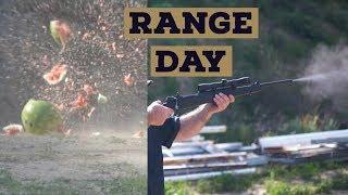 Target Practice - Handguns - Shotguns - Rifles
