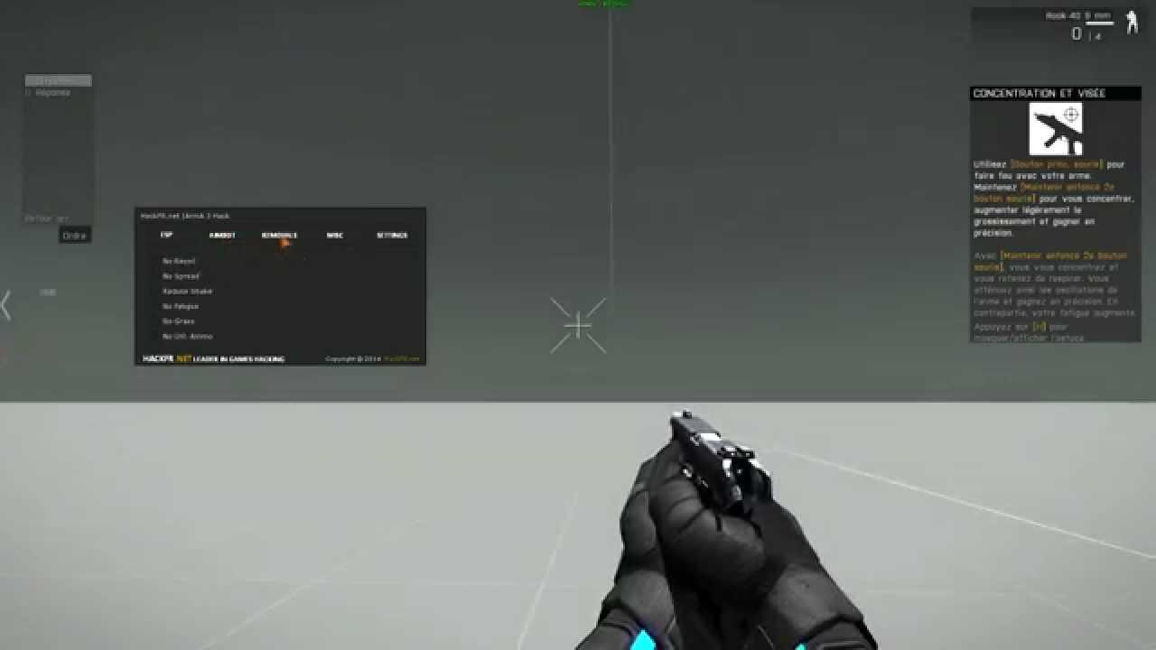 Arma 3 - Internal Overlay #1