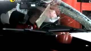 Краш тест Lancia Delta III 2008 (E-NCAP)
