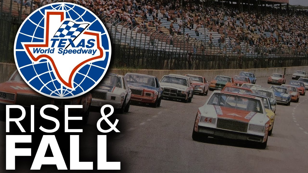 Download Texas World Speedway - The Rise and Fall