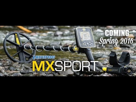 Новый White's MX SPORT First Look