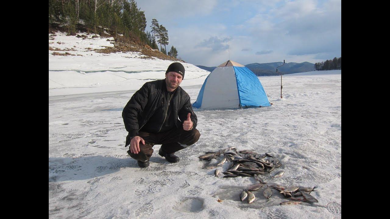 Рыбалка в шумихе курганской области