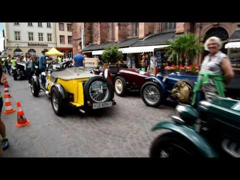 """Heidelberg Historic"" verzaubert Marktplatz"