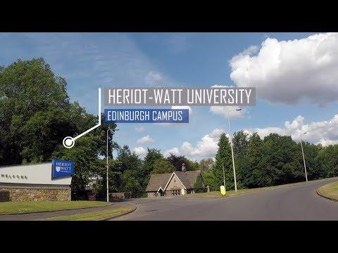 Tour Our Edinburgh Campus!