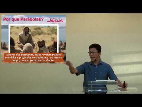 """""""Os dois fundamentos"""" - SÉRIE:  PARÁBOLAS DE JESUS"""