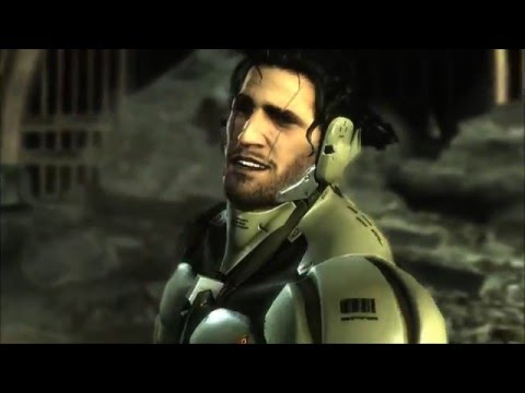 Metal Gear Rising Revengeance - Jetstream Sam vs Blade Wolf - 1080p (60fps)