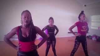 "ONYX M4D - URBAN DANCE FITNESS Routine:  ""No Behavior"" by BigRed & Melo ft. KC & Scout"