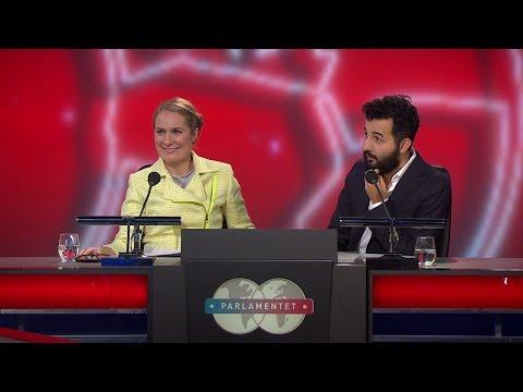 Soran Ismail älskar Annika Lantz - Parlamentet (TV4)