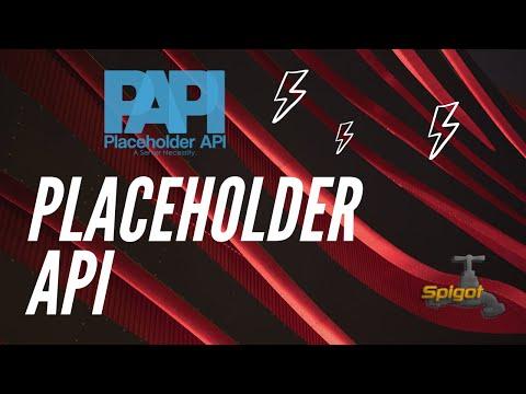 Spigot Plugin Development - 48 - Placeholder API