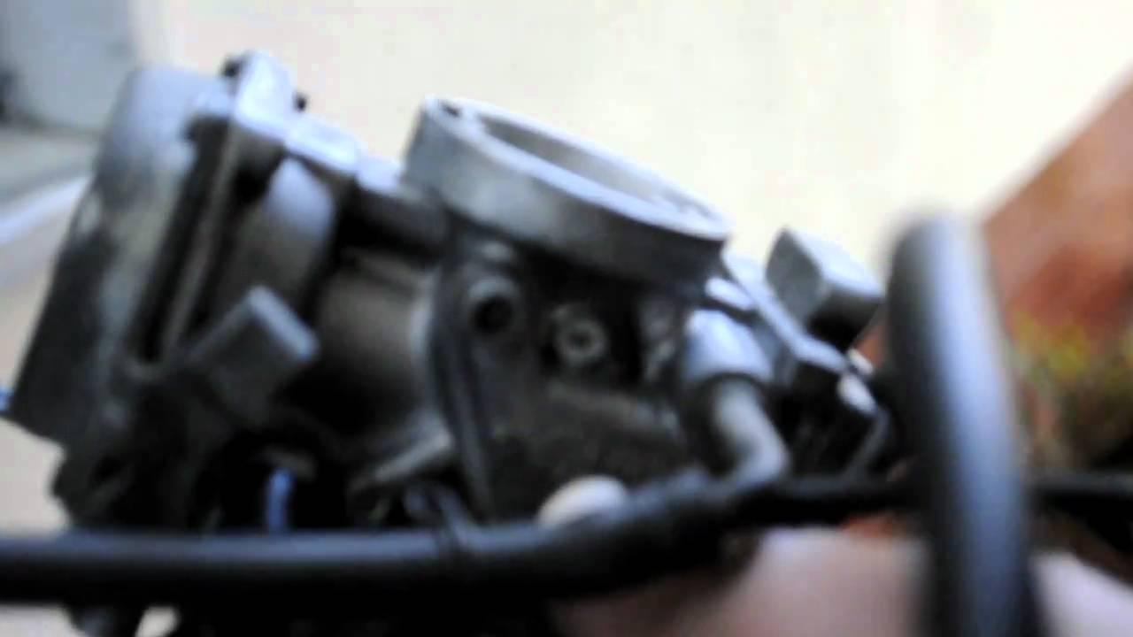 carburador mikuni bds 26 youtube rh youtube com