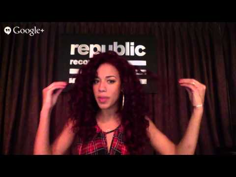 Natalie La Rose - Republic Records Live Chat