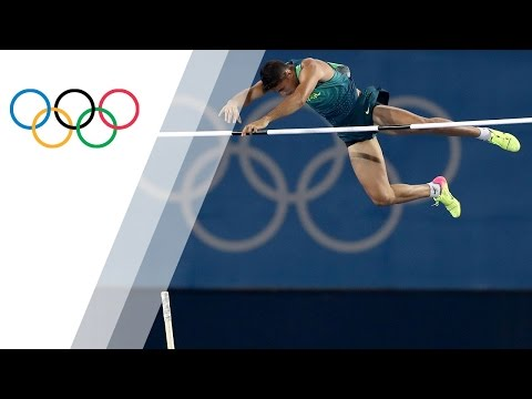 Thiago Braz breaks Olympic record in Pole Vault