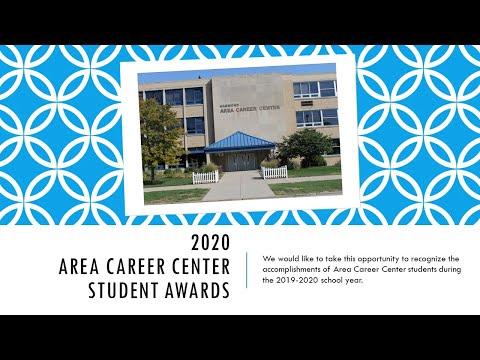 2020 Area Career Center Student Awards