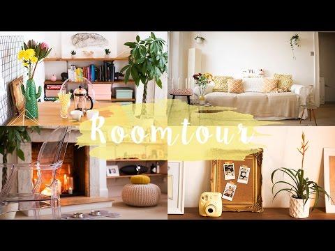 ROOMTOUR: Wohnzimmer in London & Interieur Make-Over