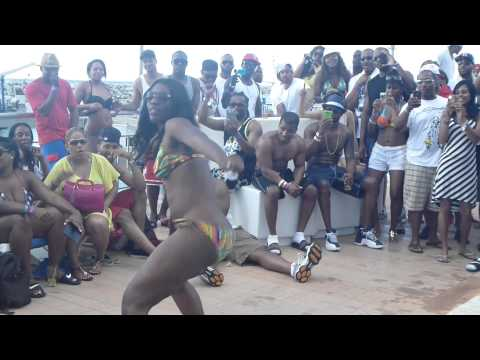 Dominican Republic Memorial Day Getaway 2013 Dance Contest 5