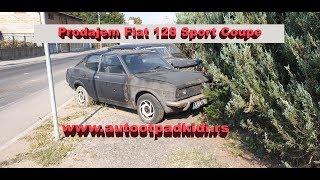 Auto-plac Kidi prodaje oldtajmer Fiat 128 Sport Coupe